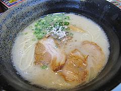 料理:ラーメン480円@ラーメンの店ふーとん(胡同)・春吉