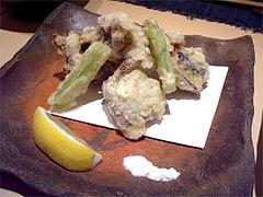 スッポンの唐揚げ(3ヶ)900円@酒食家・博多ひさご・博多区春吉