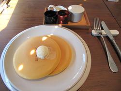 12クラシックパンケーキ@白金茶房・白金酒店