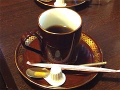 ランチ:コーヒー@ふくちゃん亭・藤崎通り商店街