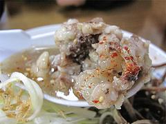 料理:豚足コラーゲン@魚魚(ぎょぎょ)・長住
