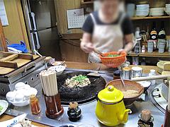 店内:調理中1@くらり庵