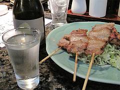 料理:日本酒@あぶりや笑吉・大橋