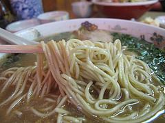 10ランチ:ラーメン麺@不二家食堂・大手門