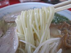 8ランチ:ラーメン麺@南京ラーメン黒門・遠賀郡