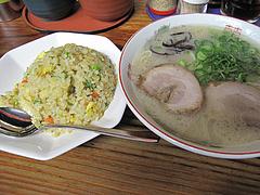 料理:炒飯セット+150円@博多めんとくや(麺篤屋)