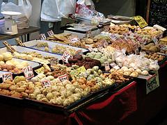 外観:高松の蒲鉾@カラフル食堂・住吉店