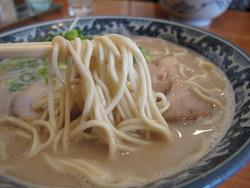 7麺増量無料@博多ラーメンげんこつ