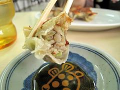 料理:餃子食べる@博多ラーメン・味好・春日