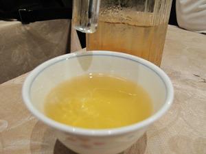 4ジャスミン茶@悠久上海