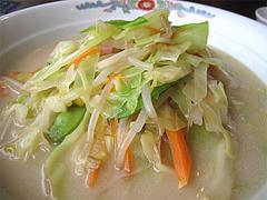 料理:台北ちゃんぽんの野菜@中華料理・点心楼・台北・若久
