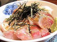 料理:海鮮丼700円表@旬美食彩たなごころ・渡辺通