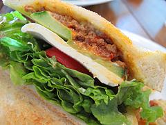 14ランチメニュー:サンドイッチだ@サンディッシュ・カフェ・美野島
