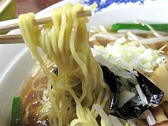 料理:ラーメン麺@中華料理・晴華楼・博多区祇園町