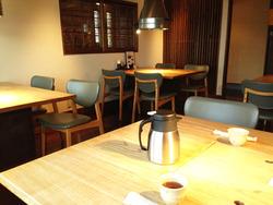 2テーブル席@鶏小家ながくら