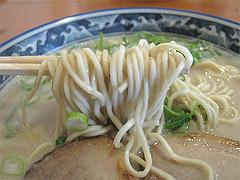 10ランチ:ラーメン麺@博多ラーメン・げんこつ