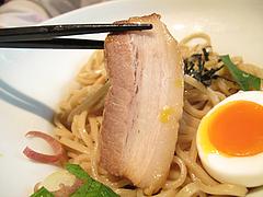 ランチ:季節のつけ麺チャーシュー1枚@ラーメン・博多五行・今泉