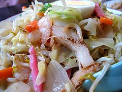 料理:海鮮チャンポン具だくさん@山ちゃん・ちゃんぽん