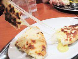 15チーズナンのびる@シブシャンカル城西店