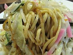 ランチ:焼ちゃんぽん麺@ちゃんぽん座・十鉄・西新商店街