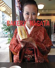 店内:サンドイッチ@ベーカリーナガタ清川店