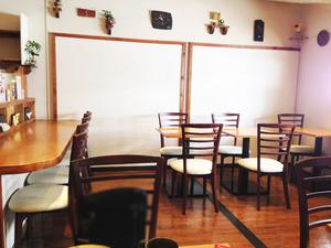 2店内@万丸カフェ