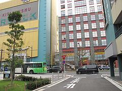 外観:お店のある通り@SUNDOG(サンドッグ)・西小倉