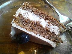 料理:チョコレートケーキ@マリンのおやつ田主丸店