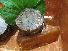 8和食・鰻:先付け・自家製からすみ)@中洲しか野・う奈ぎ(うなぎ)道場・松戸