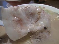 10ランチ:チャーシュー@麺家ブラックピッグ・佐賀