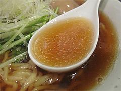 料理:中華そば料理:中華そばスープ@博多発祥中華そば・鶴と亀
