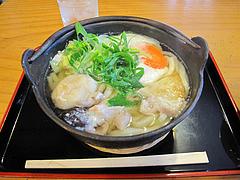 8ランチ:鍋焼うどん680円@因幡うどん・渡辺通店