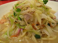 料理:ちゃんぽん食べる@博多ぴかまつ・ちゃんぽん・皿うどん