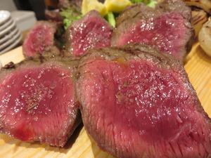12熟成肉のビステッカがん見@マカロニ