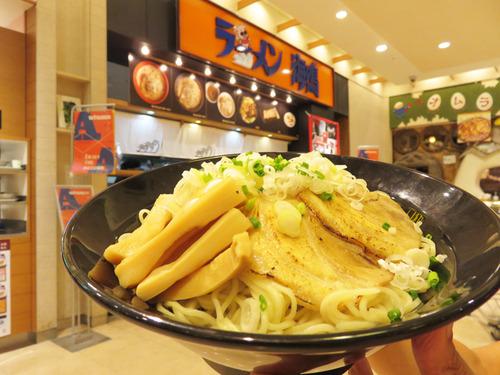 【福岡】フードコートで頂く人気店の味♪@ラーメン海鳴 木の葉モール店