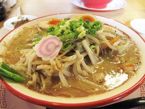 12野菜ラーメン@麺屋香