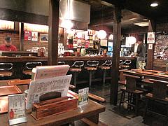 2カウンター・テーブル@はんごう雑炊の店・山・中洲