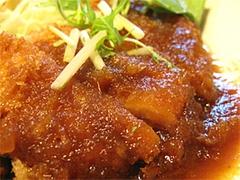料理:A定食のチキンかつ@ハローコーヒー清水店
