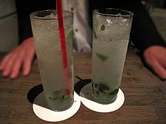 カクテル:モヒート@daitu(ダイツ)・カフェ&バー・春吉