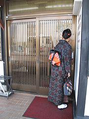 外観:入り口@筑前うどん黒田藩・井尻