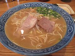 料理:ラーメン@四方平・北九州小倉