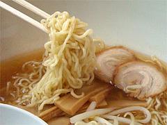 ラーメン麺とスープ@中華そば・ひさご・福岡県筑紫郡那珂川