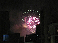 花火2@紺屋2023プロジェクト・大濠花火大会2011