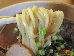 料理:太麺@ラーメン極み