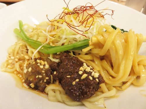 【福岡】タピオカミルクティー発祥の台湾カフェで麺ランチ♪@春水堂