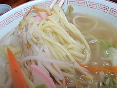 料理:和風ちゃんぽん麺@めん処・三喜(三木製麺所)