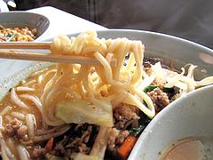 料理:味噌タンメン麺@辣タンメン・にんにくコロコロ・清川