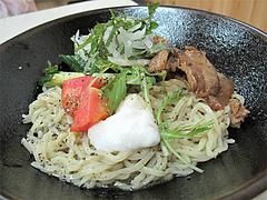 料理:涼麺アップ@しばらく平和台店・大手門