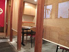3店内:テーブル席@蓮(REN ・れん)・春吉・柳橋連合市場