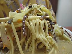 9ランチ:野菜山盛りチャンポン麺@威風堂々・居酒屋・六本松